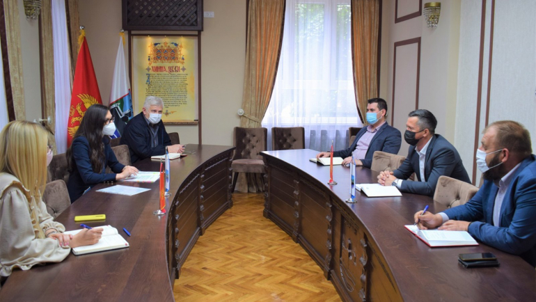 Working meetings with Municipalities representatives on the implementation of the Law on public-private partnership