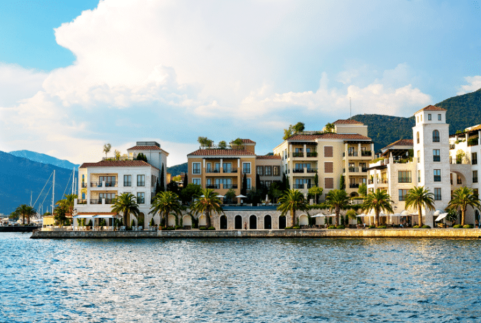 Nomad Capitalist recognized Tivat as one of the best cities for digital nomads in Europe