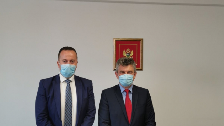 Montenegro and Hungary continue to deepen economic cooperation