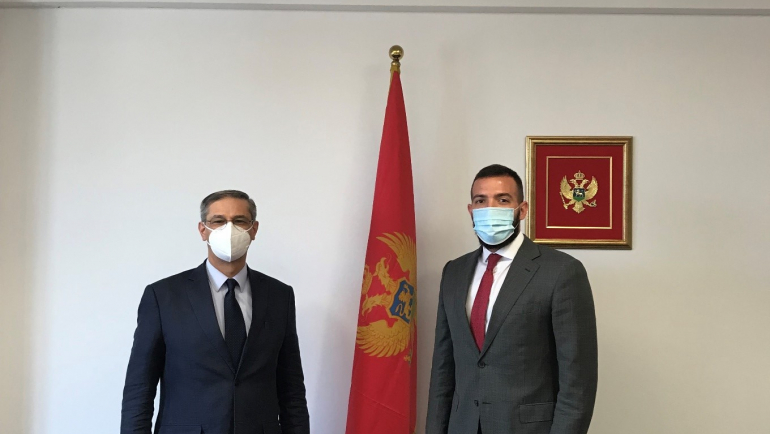 Montenegro and Italy determined in improving investment cooperation